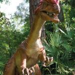 Des dinosaures au Parc de Thoiry
