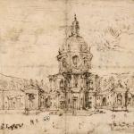 Architectures de papier, l'exposition au Musée Nissim de Camondo