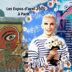 Les expositions d'avril 2015 à Paris !