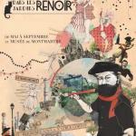 fête de Montmartre dans les Jardins Renoir !