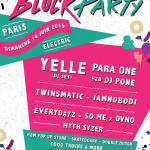 H&M Loves Music 2015: Block Party à l'Electric