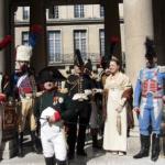 reconstitution historique au Musée Carnavalet