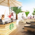 Chilled, le bar privé de l'été signé Starboucks