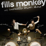 fills monkey incredible drum show
