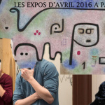 Les expositions d'avril 2016 à Paris !
