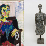 Picasso Giacometti, l'exposition au Musée Picasso