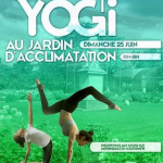 Happy Yogi, les initiations yoga en famille au Jardin d'Acclimatation