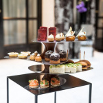 Le tea time du Burgundy Paris