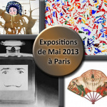 expositions de Mai 2013 à Paris