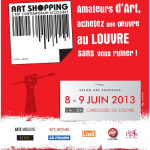 Salon Art Shopping Printemps 2013 au Carrousel du Louvre