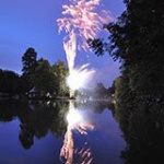 feu d'artifice 2013 à Gagny