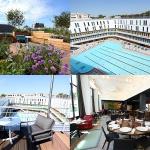 Molitor : piscine, Hôtel, restaurant, rooftop et SPA !