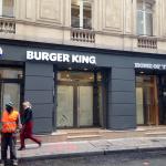 Burger Ling Boétie Paris