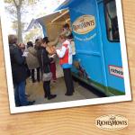 Le Food Truck raclette et fondue à Paris