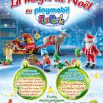 Playmobil Funpark et la magie de Noël, noel 2015 playmobil funpark