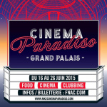 Cinema Paradiso de retour au Grand Palais