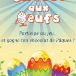 Chasse aux oeufs du Village JouéClub Paris