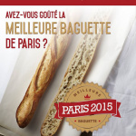 La Meilleure Baguette de Paris 2015