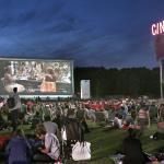 Cinéma en plein air de la Villette 2015