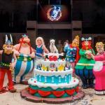 Les 50 ans d'Idéfix au Parc Astérix