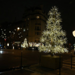 Illuminations de Noël 2016 de l'avenue Montaigne : lancement le 18 novembre