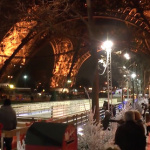 Eiffel on Ice, la patinoire de Noël du Champs de Mars