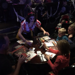 Halloween au Hard Rock Café Paris 2017