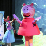 Peppa Pig s'installe à l'Aquarium de Paris