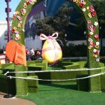 La Chasse aux oeufs de Pâques de Disney Village