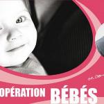 Collecte pour les Bébés du resto du coeur 2013