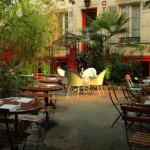 Les terrasses ombragées à Paris