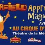 Garfield au Cirque d'Hiver Bouglione