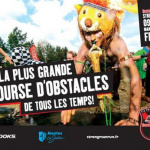 La course folle d'obstacles StrongManRun débarque enfin à Paris !