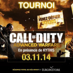 Gagnez vos places pour la soirée Call of Duty Advanced Walfare  à EUROPACORP Cinemas