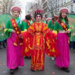 Défilé du Nouvel an Chinois dans le 13e 2014