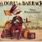 Les Ogres de Barback en concerts à l'Olympia de Paris en octobre 2014