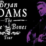 Bryan Adams en concert au Zénith de Paris en décembre 2014