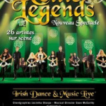 Celtic Legends à l'Olympia de Paris en 2015