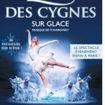 Le Lac des Cygnes sur glace au Grand Rex de Paris en 2015