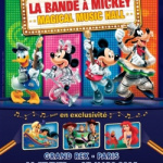 Disney Live ! 2015 : La bande à Mickey et son Magical Music Hall au Grand Rex de Paris