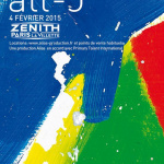 Alt-J en concert au Zénith de Paris en 2015