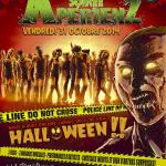 Halloween 2014 : Soirée XPERIENZ à La Bellevilloise