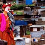 Arthur H et –M- en concert au Carreau du Temple pour les 20 ans de Clowns Sans Frontières
