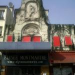 Réouverture de l'Elysée Montmartre à Paris en 2016