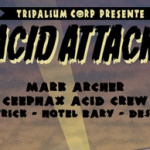Soirée Acid Attack ! à La Java