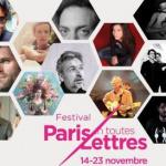 """Festival """"Paris en Toutes Lettres"""" 2014 : les concerts littéraires"""