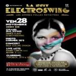 La Nuit Electroswing à La Bellevilloise