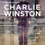 Charlie Winston en concerts à La Cigale de Paris en 2015