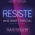 Résiste : La Comédie Musicale au Palais des Sports de Paris en 2015