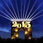 Réveillon du nouvel an 2015 à Paris : spectacle gratuit et parade sur les Champs-Elysées